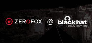 zerofox at blackhat